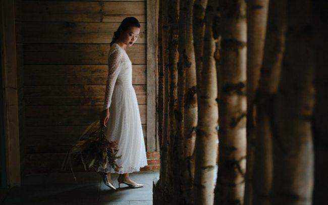 Wedding bride picture by Matilda Delves